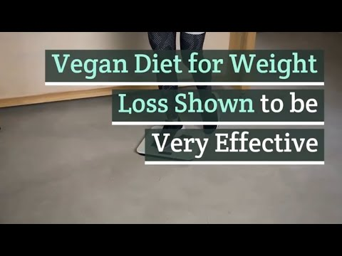 Vegan Diet Weight Loss - How to Lose Weight on a Vegan Diet without Exercise