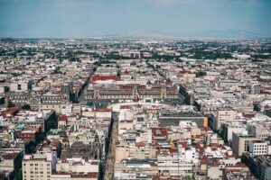 Human Environment Interaction in Mexico and Mexico city